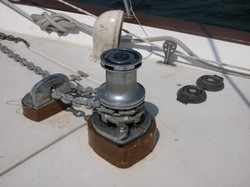 Wind Lass Chains