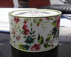 Paper Round Boxes