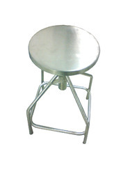 Stainless Steel Stool Revolving