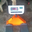 Hydraulic Hand Pallet Truck With Weigh Scale