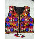 Kutch Work Embroidered Koti Jackets