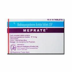 Meprate Medroxy-Progesterone Tablet