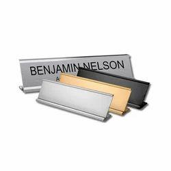 Aluminium Name Plates