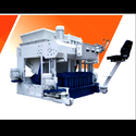 16 Block, Semi Auto Egg Laying Concrete Block Making Machine