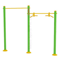 Metco Chin Up Bar, Outdoor Gym Equipment