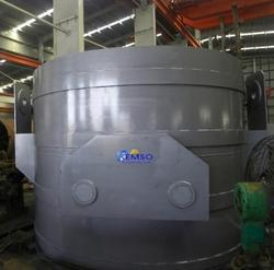 Clamshell Type Bottom Discharge Buckets