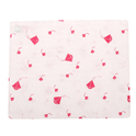 Printed Organic Baby Wrap Blanket