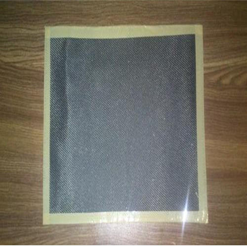 Graphite Coated Glass Fiber Fabric