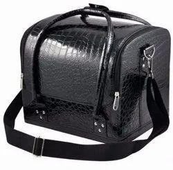 Leather Cosmetics Handbags