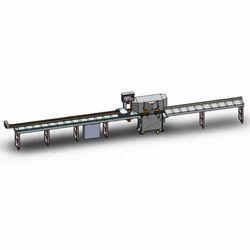 JIH-AUTO14A / JIH-AUTO14B Angle Sawing Machine