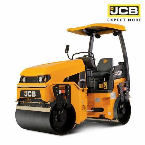 Jcb Compactors Vmt 330 Mini Tandem Roller Compactors
