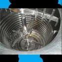 Inward Cooling Coiled Steel Pressure Vessel