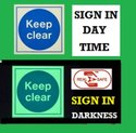 Radium Signs