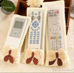 Remote Control Cover Set Of 3 Pcs