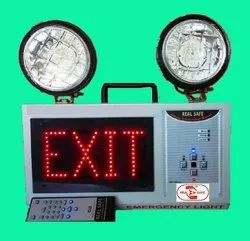 Emergency Light with Remote Control