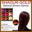 Natural Brown Hair Dye Powder