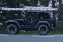 Jeep Mount Ladder