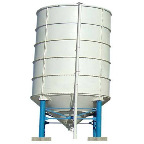 Batching Plant Spares Industrial Cement Silo Manufacturer From Mumbai