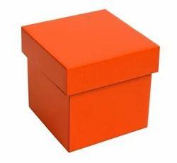 Square Shape Cardboard Gift Box