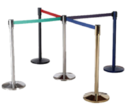Crowd Control Stanchion Stand