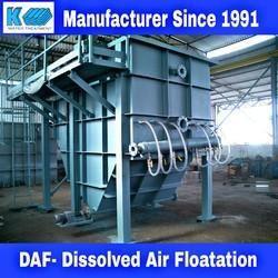 Dissolved Air Flotation Units
