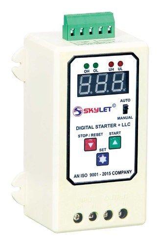 Single Phase Electronic Motor Starter Single Phase Digital Starter
