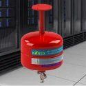 5 Kg Automatic Modular Fire Extinguisher