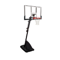 Revolving Stand with Basket Ball Net