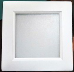 18 LED White Square Light