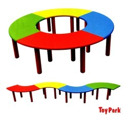 Wave Table (4pcs Set)(f 860)