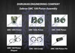 Sabroe SMC 100 Piston Assembly