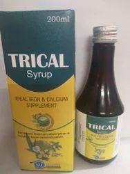 Ayurvedic/Herbal Iron & Calcium Supplement