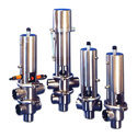 Pneumatic Piston Valves