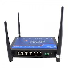 Industrial Wireless 4G Routers