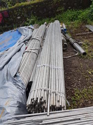 Round Steel Seamless Tubing