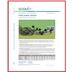 India Power Utilities Report