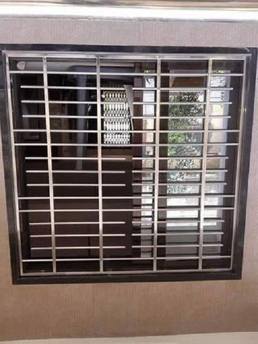 Balcony Window Grill Design: Window Grill Manufacturer From Ahmedabad