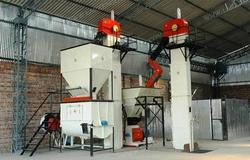 Semi Automatic Cattle Mesh Feed Plant - Capacity 1TPH