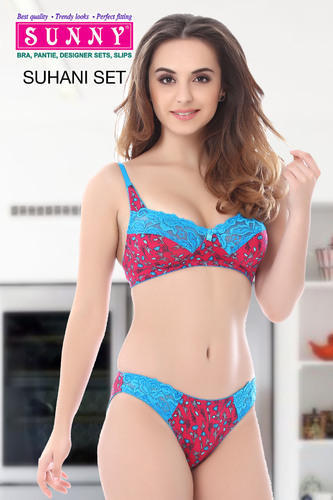 950ca043cca Bra Set - Printed Bra Panty Set Manufacturer from Ahmedabad