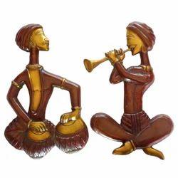 Copper Musician