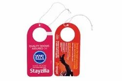 Customized Printed Tag