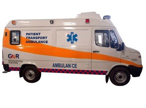Patient Transport Ambulance