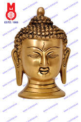 Lord Buddha Head Fine