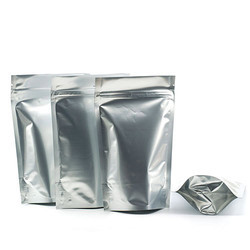 Silver Laminated Pouches