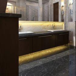 Floor Mounted Vanities Cabinets