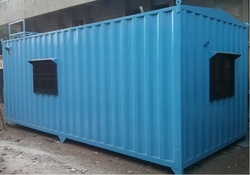 Prefab Containers