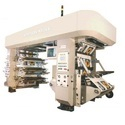 High Speed Six Colour Flexo Plastic Bag Printing Machine