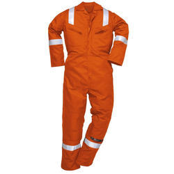 Nomex Inherent Fire Retardant Coveralls