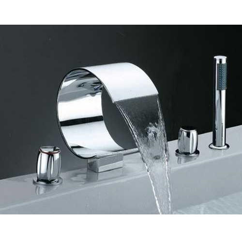 Taps Silver Drawn Collections Bathroom Fittings