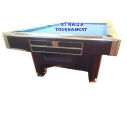 American Tournament Pool Table 4.5 X 9